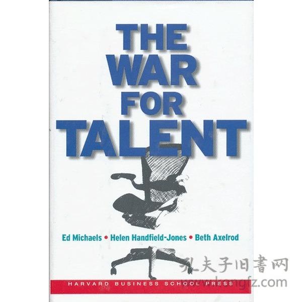 War for Talent(ISBN=9781578514595)
