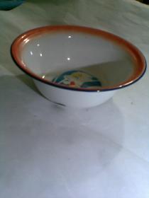 搪瓷小盆(北京日用搪瓷二厂)
