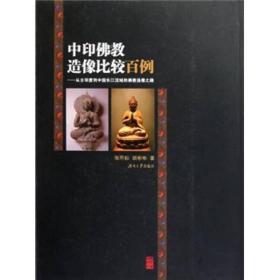 中印佛教造像比较百例--从古印度到中国长江流域的佛教造像之路
