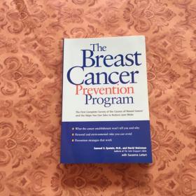 The Breast Cancer Prevention Program【乳腺癌预防计划】