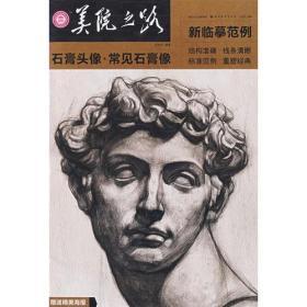 新临摹范例 石膏头像·常见石膏像