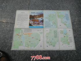 无锡市交通旅游图地图