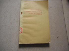 英文原版  MECHANICAL  VIBRATIONS  WITH APPLICATIONS  机械振动及其应用