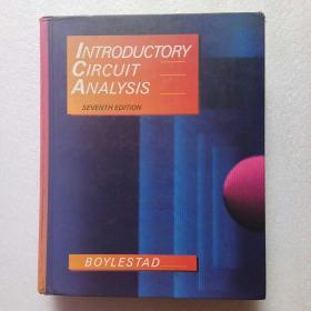 INTRODUCTORY CIRCUIT ANALYSIS(精装、16开、英文原版)