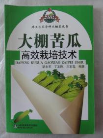 大棚苦瓜高效栽培技术(大棚蔬菜)