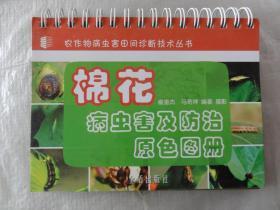 棉花病虫害及防治原色图册