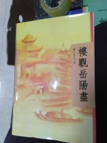 楼观岳阳尽 (本店所有图书 全网最低价 )