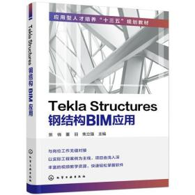 Tekla Structures钢结构BIM应用/张俏