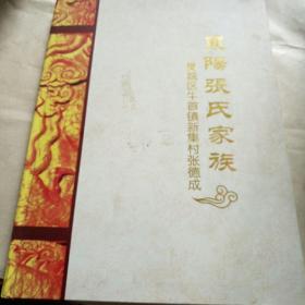 襄阳张氏家族 樊城区牛首镇新集村张德成