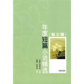年度短篇小说精选(第3辑)