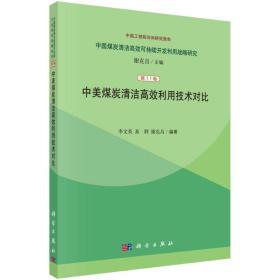 中国煤炭清洁高效可持续开发利用战略研究·中国工程院咨询研究报告:中美煤炭清洁高效利用技术对比
