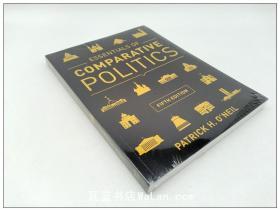 比较政治学基础(第五版) Essentials of Comparative Politics 英文原版