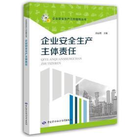 企业安全生产主体责任/企业安全生产工作指导丛书