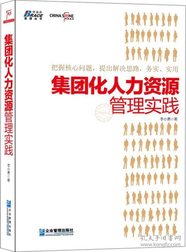 集团化人力资源管理实践