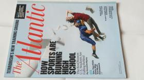 The Atlantic 大西洋月刊 2013/10 原版外文杂志期刊