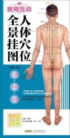 中国首创二维码挂图:视频互动人体穴位全景挂图
