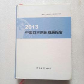 中国自主创新发展报告(2013)精装、大16开、当天发货