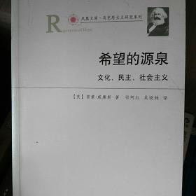 希望的源泉:文化、民主、社会主义
