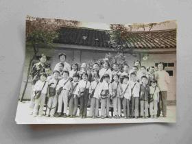 七、八十年代小学生合影照
