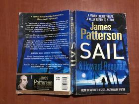 JAMES PATTERSON SAIL詹姆斯·帕特森帆