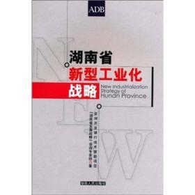 湖南省新型工业化战略