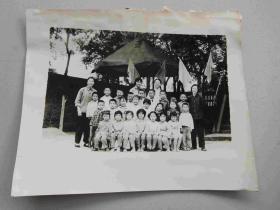 七、八十年代小学生合影