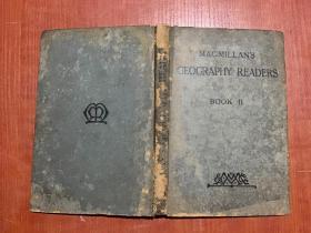 macmillans geography readers麦克米伦的地理读者
