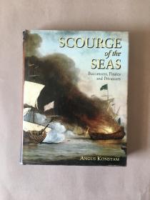 Scourge of the Seas 海上祸乱  英文原版精装