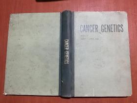 cancer genetics癌症遗传学
