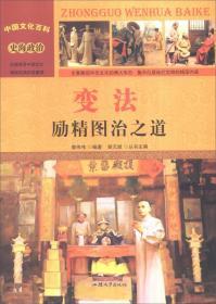 中国文化百科史海政治-变法:励精图治之道(彩图版)/新