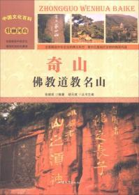 中国文化百科-奇山:佛教道教名山(彩图版)/新