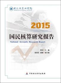 2015国民核算研究报告