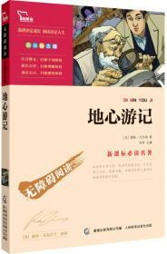 地心游记(彩插励志版)/智慧熊