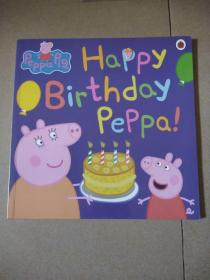 peppa pig:1、happy birthday peppa+2、daddy pigs lost keys+3、peppa goes boating+4、peppa goes camping+5、miss rabbits day off+6、peppas new neighbours(6册 合售)