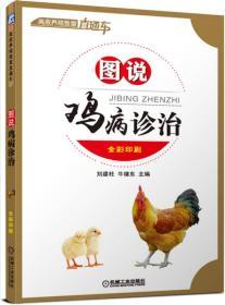 高效养殖致富直通车:图说鸡病诊治