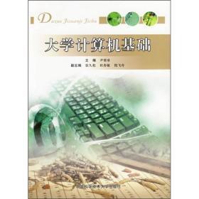 """安徽省高等学校""""十一五""""省级规划教材:大学计算机基础"""
