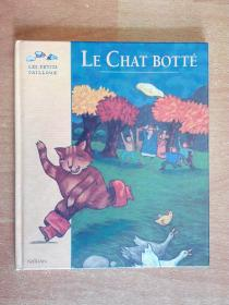 法文原版书:Le chat botté(大32开精装)