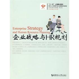 现代人力资源开发与管理系列教程:企业战略与HR规划