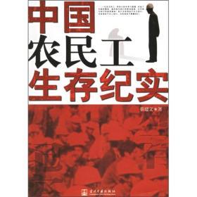 中国农民工生存纪实