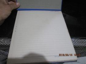 老信笺本:60年代左右记事册一本  信签纸  有活页编号《未写过》活页册  详情如图     货号66-1