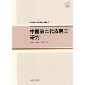 中国第二代农民工研究