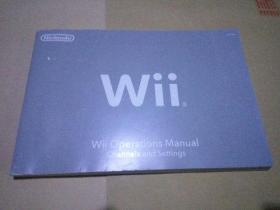 《WII OPERATIONS MANUAL CHANNELS AND SETTINGS》 翻译:WII操作手册渠道和设置