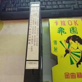 张国荣卡拉OK专辑珍藏本 【录像带】15号