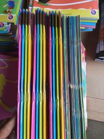 狮王国际美语 学生课本【1-12】 练习册1--12  节庆集本12本 共36本合售。