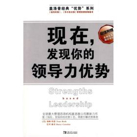 现在:发现你的领导力优势