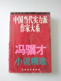 冯骥才小说精选(中国当代实力派作家大系)