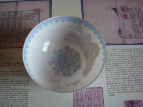 金彩薄胎碗