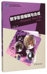 数字影音编辑与合成(第3版)