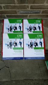2017 Level I CFA® Book 【1、2、3、5】共四本合售