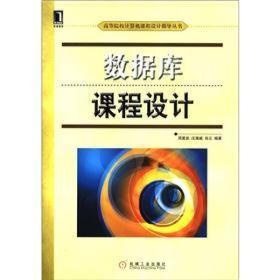 高等院校计算机课程设计指导丛书:数据库课程设计
